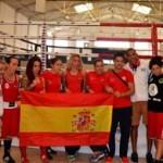 La Nucia Eva Boxeo Selecc Arg 2014