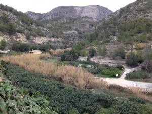 Foto Río Bolulla