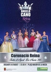 La Nucia Cartel Coronacio 2 2015