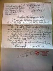 carta AMA