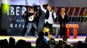 Penya Geperut (Ganadores Infantil 2014)