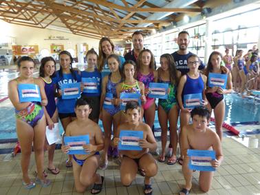 LA NUCIA.- La nadadora olímpica Melani Costa clausura su ... - photo#7