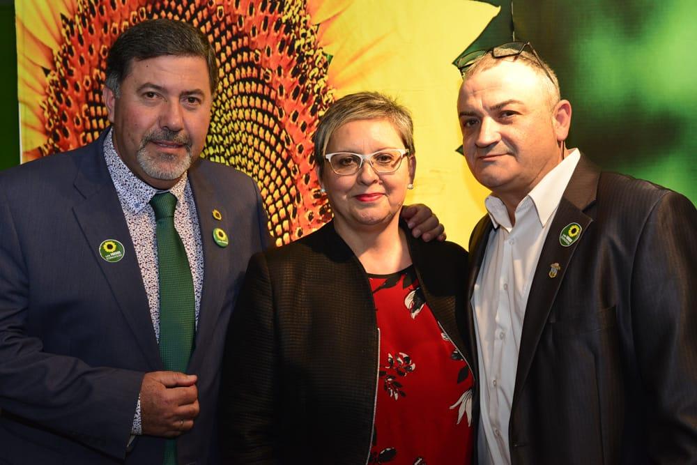 Juan, Paquita y Pablo
