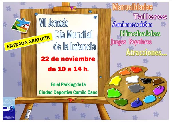 La Nucia Cartel dia Infancia 2014