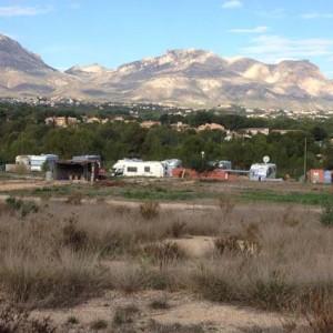 PP camping autocaravanas La Lloma (1)