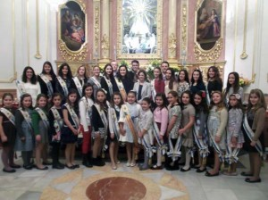 damas capilla