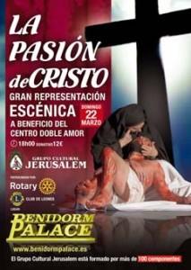 cartel la pasion