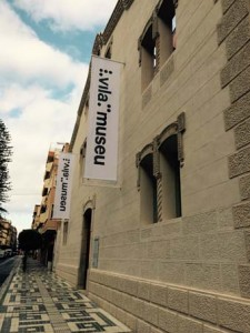 Fachada del nuevo museo