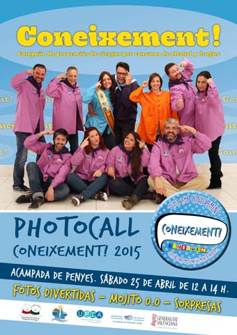 Cartel photocall 2015