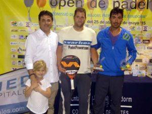 Sub-campeón: Juanjo y Juanmi