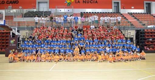 La Nucia CD Campus Multidep 2015