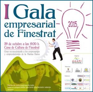 I Gala empresarial - Finestrat
