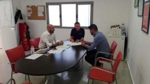 Deportes_casting futbolistas reunión