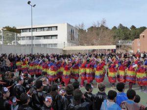 La Nucia CP SRafel Carnaval 2016