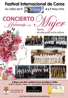 Cultura_cartel festival coros concierto día 6