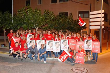 PSOE_inicio campaña electoral 26J 01